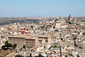 Old town of Toledo, Castilla-La Mancha, Spain — Stock Photo
