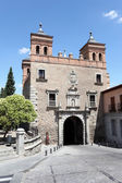 Puerta del Cambron gate in Toledo, Castilla-La Mancha, Spain — Stock Photo