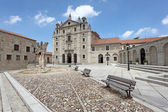 Convent of Santa Teresa in Avila, Castilla y Leon, Spain — Stock Photo
