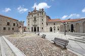 Convent of Santa Teresa in Avila, Castilla y Leon, Spain — Stock Photo
