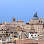 The old town of Toledo, Castilla La Mancha, Spain — Stock Photo #50080015