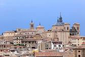 The old town of Toledo, Castilla La Mancha, Spain — Stock Photo