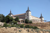 Alcazar of Toledo, Castilla La Mancha, Spain — Stock Photo