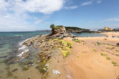 Beach in Santander, Cantabria, Spain — Stock Photo
