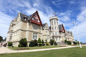 Magdalena palace in Santander, Cantabria, Spain — Stock Photo