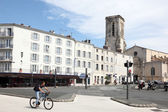 Old town of La Rochelle, Charente Maritime, France — Foto Stock