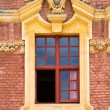 Window in Lille, France — Stock Photo #12240727