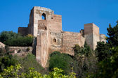 Alcazaba Castle in Malaga, Spain — Stock Photo