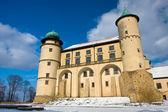 Castle Nowy Wisnicz in Poland — Stock Photo