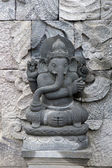 Asian elephant figure — Stockfoto