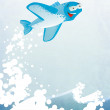 Flying fish — Stock Photo