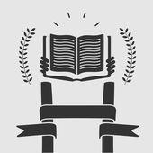 Symbol of education — Stock Vector