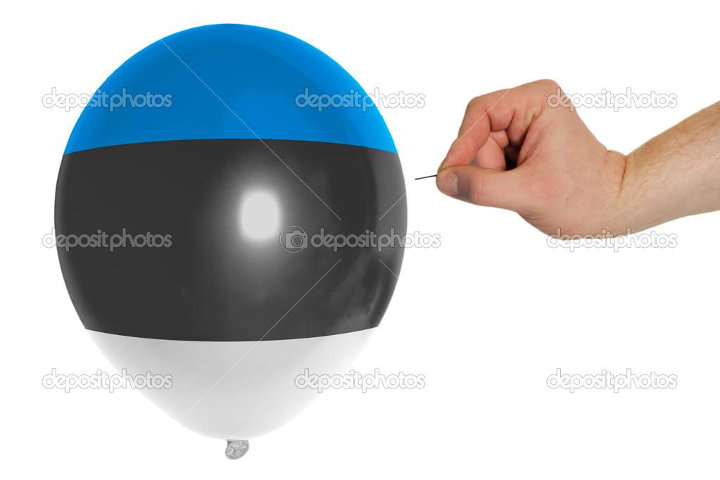 一根长气球编帽子步骤图