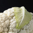 Cauliflower closeup — Stock Photo #13818096