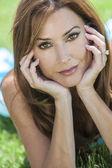 Beautiful Woman In Her Thirties — Stock Photo