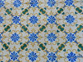 Portugese tiles — Stock Photo