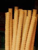 Ice creme cones — Stock Photo
