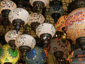 Orientale lamps — Stock Photo
