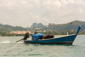 Boats of Thailand — Stock Photo