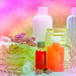 Stock Photo: Spa treatment - Aromatherapy