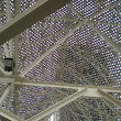 Metal canopy - Stockfoto