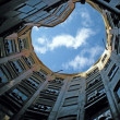 La Pedrera 100 years: Atrium — Foto Stock