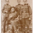 Stock Photo: Soldiers, Greco-Bulgarian war, 1925