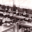 Stock Photo: Pupils c.1960