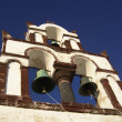 Traditional Greek Orthodox bell tower — Stock Photo