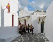 Traditional Greek New Year's Carols — Stock Photo