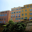 Stock Photo: Colourful Bastia