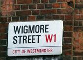 Wigmore street — Fotografia Stock