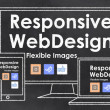 Stock Photo: Scalable with Responsive Web Design