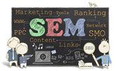 検索エンジン マーケティング — ストック写真
