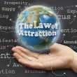 Law of Attraction — Stock Photo #45417613