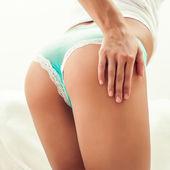 Beautiful nude ass — Stock Photo