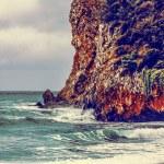 Adriatic Coast. Montenegro — Stock Photo