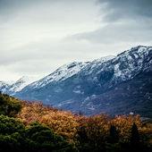 Landscapes of Montenegro — Stock Photo