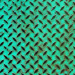 Stock Photo: Texture of metal plate