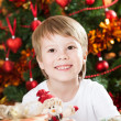 Happy boy in Christmas — Stock Photo #11888937