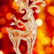Christmas reindeer — Stock Photo #12461453