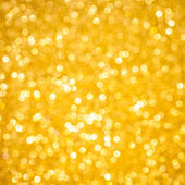 Gold Christmas bokeh — Stock Photo