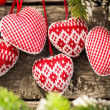 Christmas tree decorations — Stock Photo #21384657