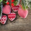 Christmas tree decorations — Stock Photo #21384791
