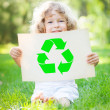 Royalty-Free Stock Photo: Recycle concept