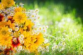Bukiet kwiatów — Zdjęcie stockowe