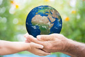 Earth day — Stock Photo