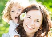 母亲节 — 图库照片