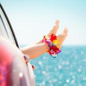 Concetto di vacanze estive — Foto Stock