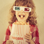 Popcorn — Stock Photo #34899587